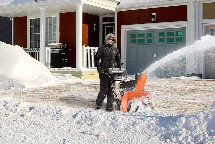 How to choose your snowblower?