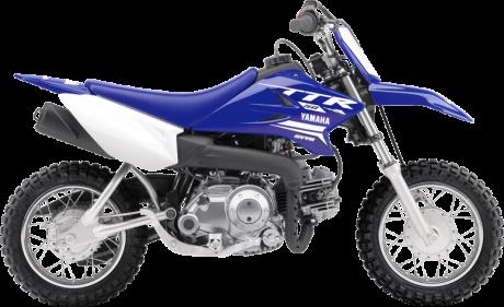 Yamaha TT-R50E 2018