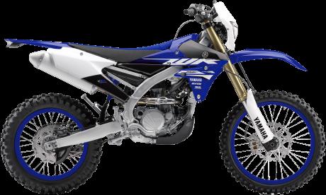 Yamaha WR250F 2018