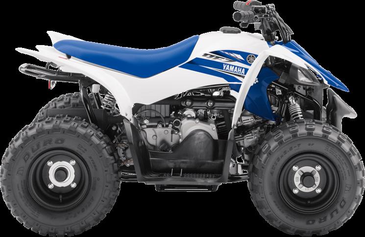 Yamaha YFZ50 2018