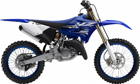 Yamaha YZ125 à 2 temps 2018