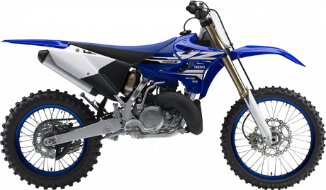 2018 Yamaha YZ250X (2-stroke)