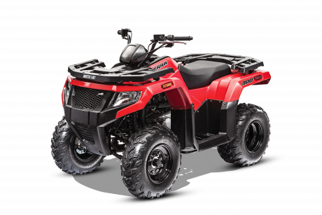 2017 Arctic Cat Alterra 300