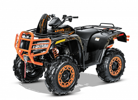 Arctic Cat MudPro 700 Limited EPS 2017