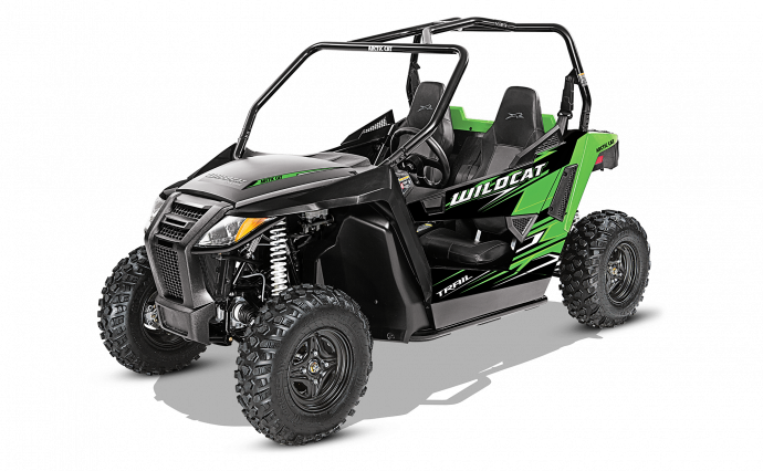 Arctic Cat Wildcat Trail 2017