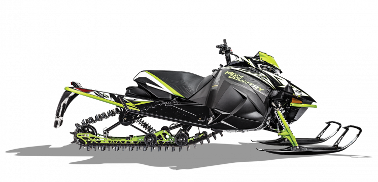 Arctic Cat XF 8000 High Country Limited ES (141/153) 2018