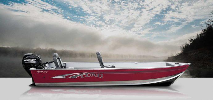 Lund 1600 Fury SS