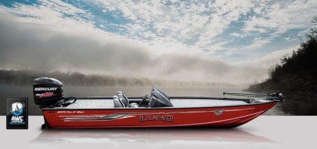 Lund 2075 Pro-V Bass Bench Seating