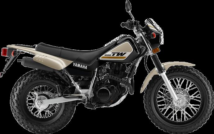 Yamaha TW200E 2019