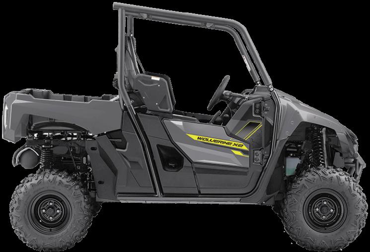 2019 Yamaha Wolverine X2 EPS