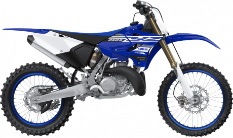Yamaha YZ250X À 2 TEMPS 2019