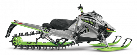 2020 Arctic Cat M 8000 Mountain Cat Alpha One