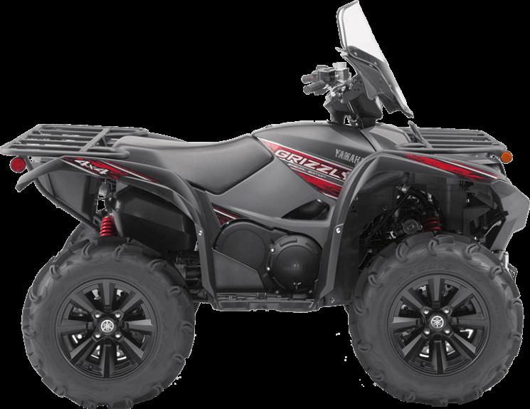 Yamaha Grizzly DAE LE 2019