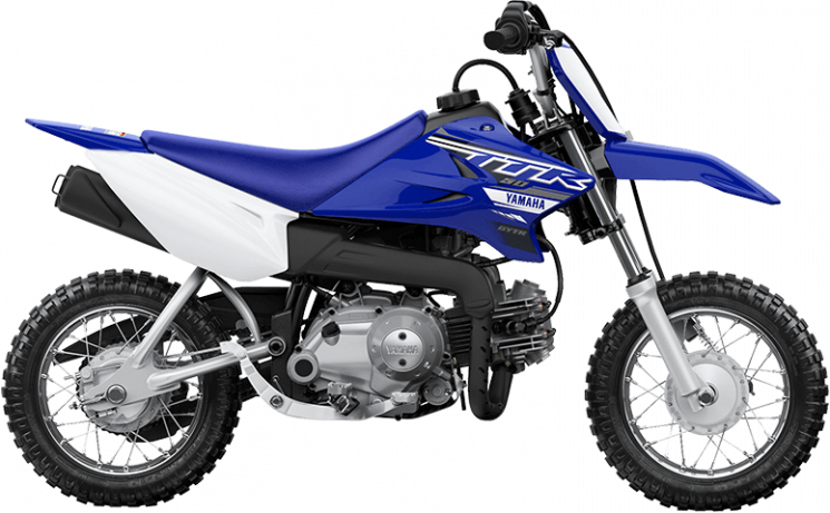 Yamaha TT-R50E 2019