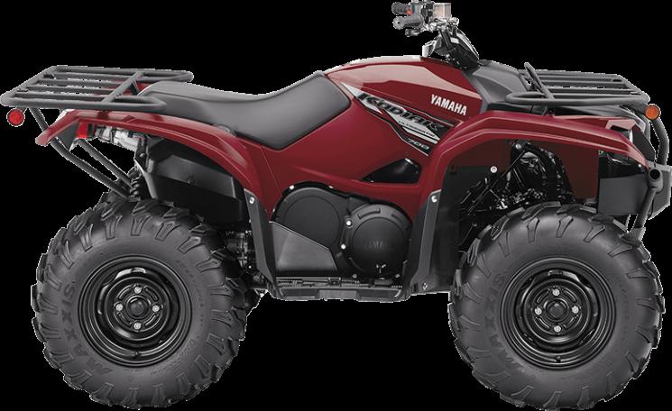 2020 Yamaha Kodiak 700