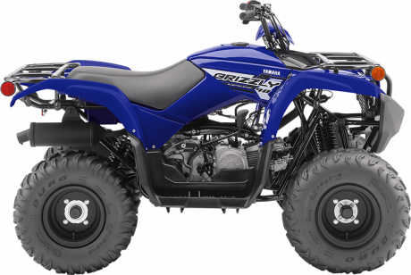 2020 Yamaha Grizzly 90