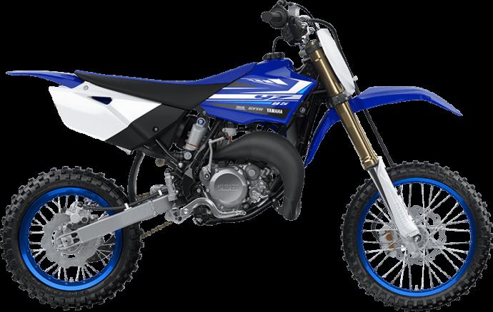 Yamaha YZ85 à 2 temps 2020