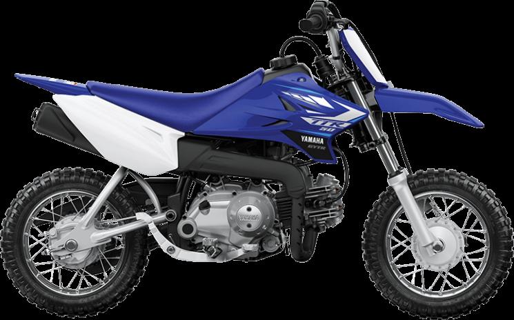 Yamaha TT-R50E 2020