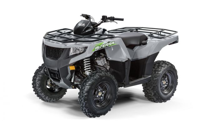 2020 Arctic Cat Alterra 570