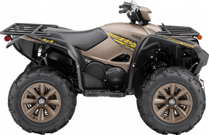 Yamaha Grizzly DAE SE 2020