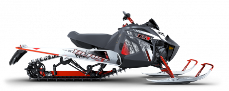 2021 Arctic Cat Blast M 4000: Special Edition