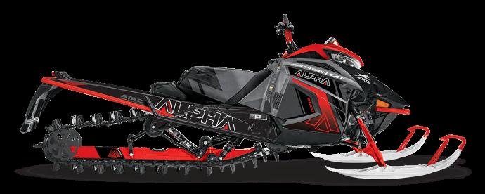 2021 Arctic Cat M 8000 Mountain Cat Alpha One with ATAC