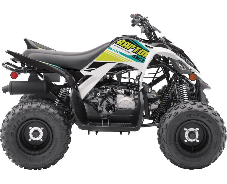 Yamaha RAPTOR 90 2021
