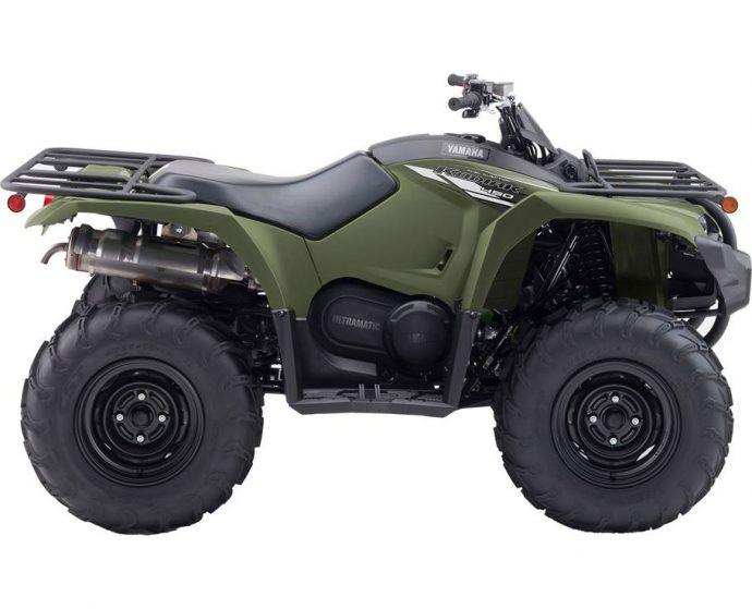 2021 Yamaha KODIAK 450 TACTICAL GREEN