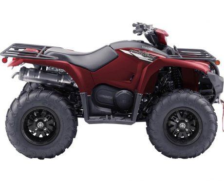 2021 Yamaha KODIAK 450 EPS SE RIDGE RED
