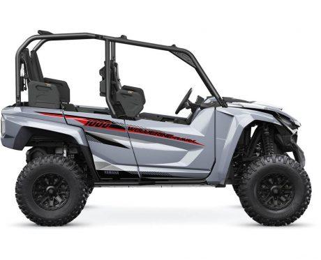 2021 Yamaha WOLVERINE® RMAX™4 1000 EPS ARMOUR GREY