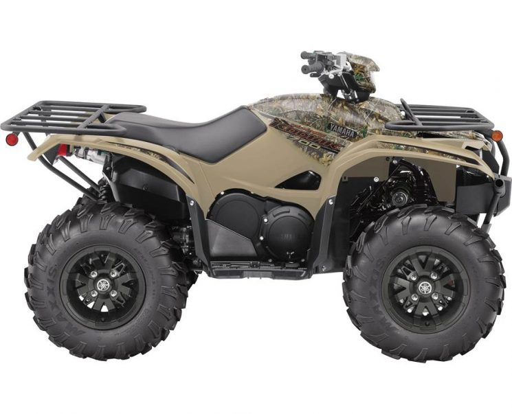 Yamaha KODIAK 700 EPS BEIGE AUTOMNAL / REALTREE EDGE 2021