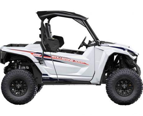 2021 Yamaha WOLVERINE®RMAX™2 1000 EPS ALPINE WHITE