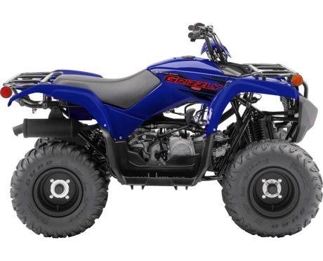 2021 Yamaha GRIZZLY 90 YAMAHA RACING BLUE