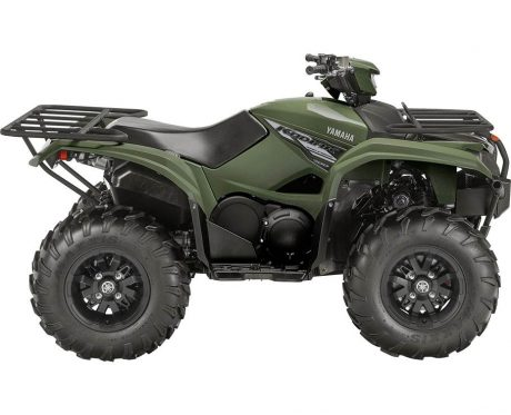 Yamaha KODIAK 700 EPS VERT TACTIQUE 2021