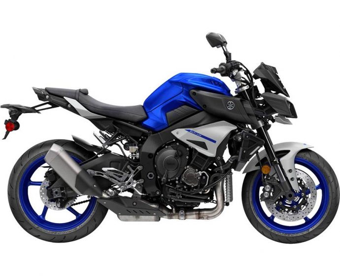 2021 Yamaha MT-10