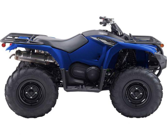 2021 Yamaha KODIAK 450 YAMAHA BLUE