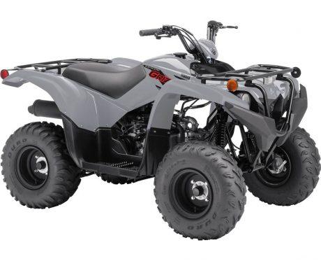 2021 Yamaha GRIZZLY 90 ARMOUR GREY