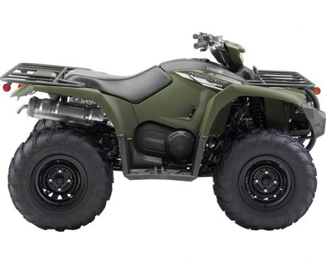 Yamaha KODIAK 450 EPS VERT TACTIQUE 2021