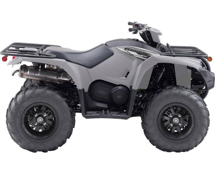 Yamaha KODIAK 450 EPS SE GRIS BLINDÉ 2021