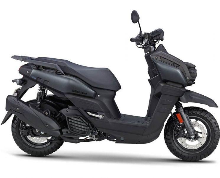 Yamaha BWS 125 2022
